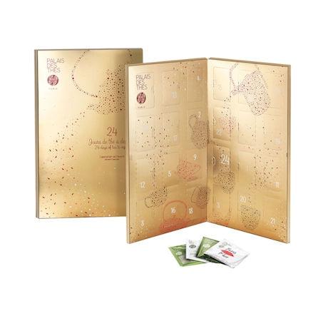 Twenty-Four Days of Tea Advent Calendar