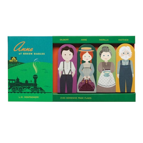 Classic Character Sticky Notes - Anne of Green Gables