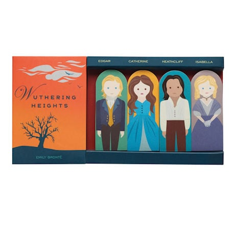 Classic Character Sticky Notes - Wuthering Heights