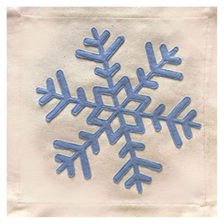 Interchangeable Panel: Snowflake