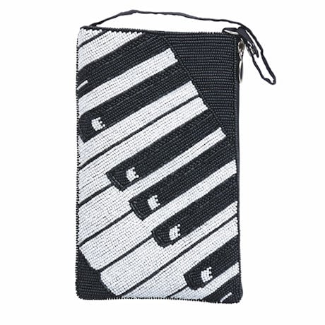 Piano Keys Club Bag