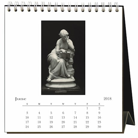 A Book Well Read Desk Calendar
