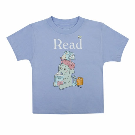 Read Children's Shirt (size 2y, 4y, 6y)