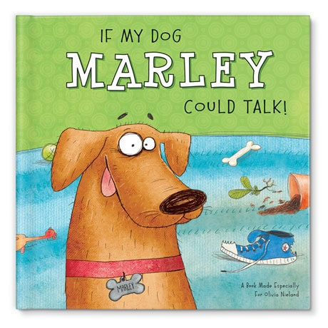 If My Dog Could Talk Personalized Book