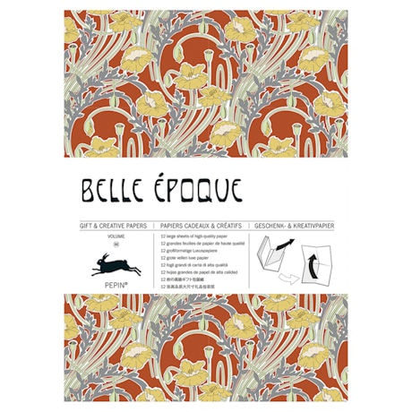 Belle Époque Decorative Papers