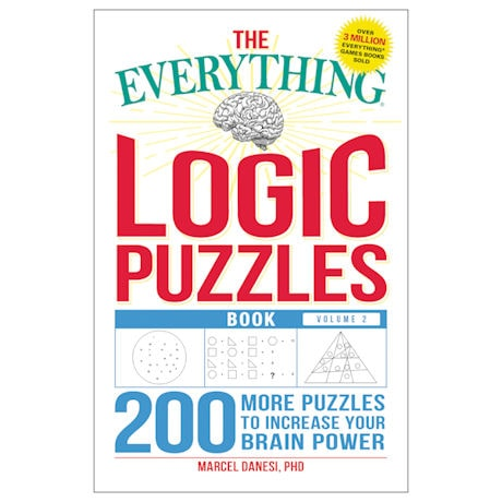The Everything Logic Puzzles Books: Volume Two