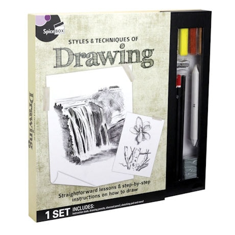 Styles and Techniques of Drawing Kit