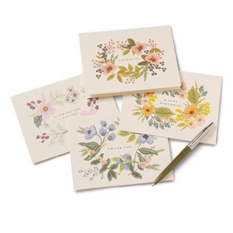 Mixed Bouquet Cards