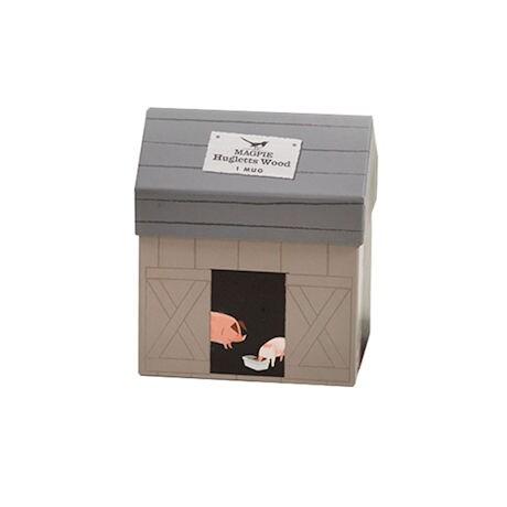 Mug in a Barn: Pig