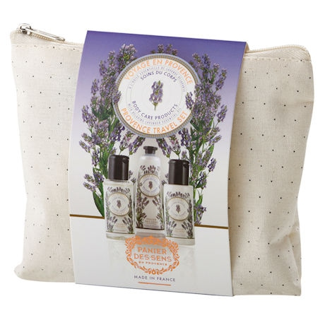 Voyage En Provence Travel Set