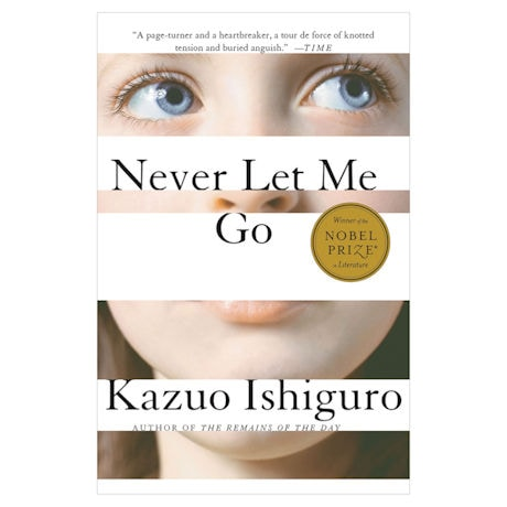 Kazuo Ishiguro Novels: Never Let Me Go