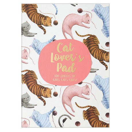 Cat Lovers Pad