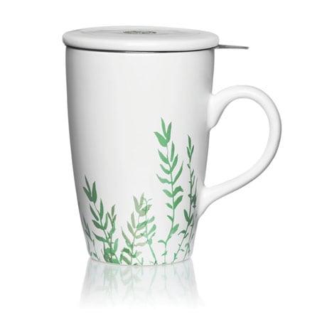 La Tisanière Tea Cup with Infuser