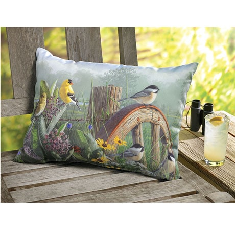 Meadow's Edge Pillow