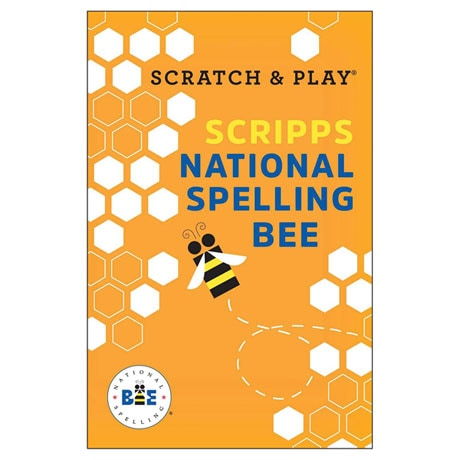 Scripps National Spelling Bee Scratch and Play