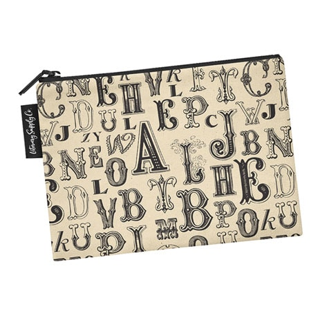 Vintage Type Pouch