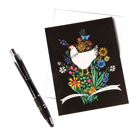 Love This Country Life Note Cards