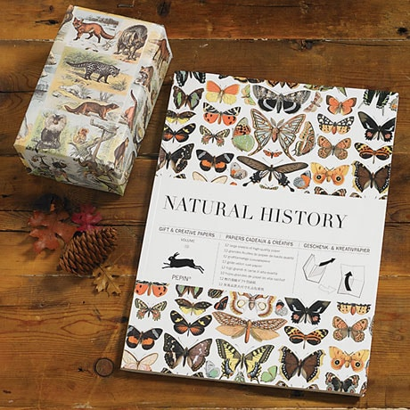 Natural History Labels