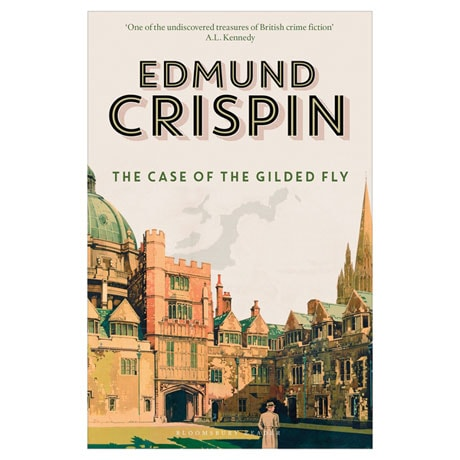 Gervase Fen Mysteries - The Case of the Gilded Fly