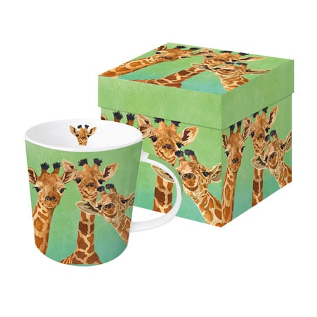 Amigos - Giraffe Mug