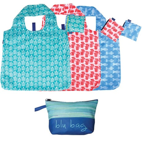 Seaside Reusable Totes