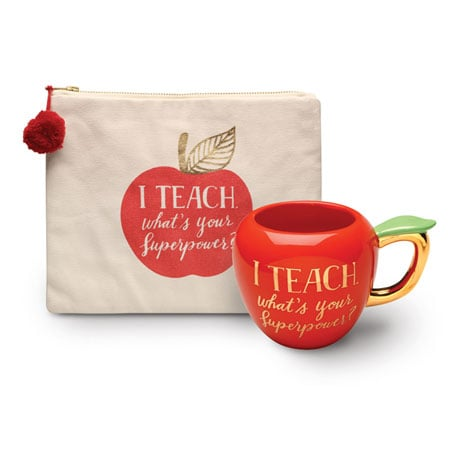 Superpower Teacher Mug
