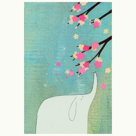 Tree-Loving Animal Cards