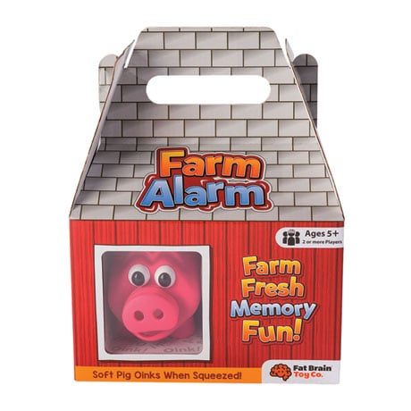 Farm Alarm-Memory Game