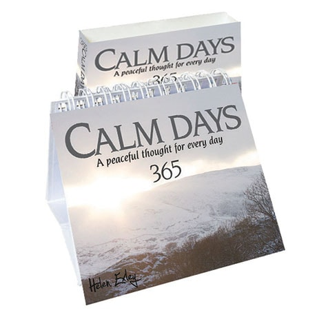 Calm Days-365 Peaceful Thoughts