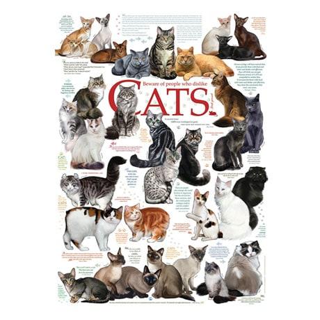 Cat Quotes Puzzle
