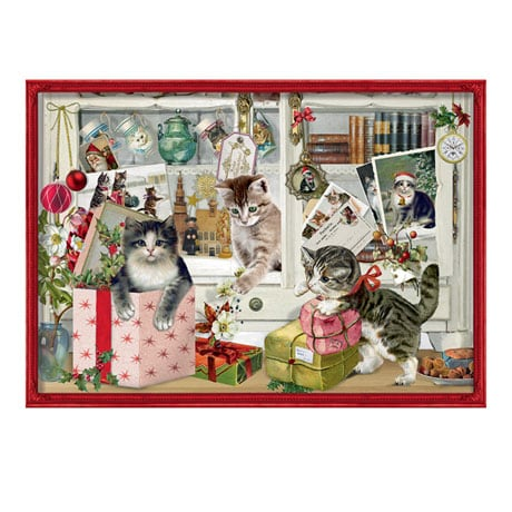 Christmas Kittens Puzzle