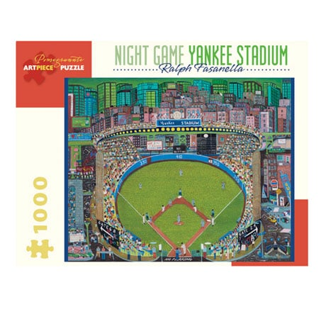 Night Game—Yankee Stadium Puzzle