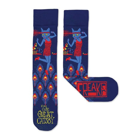 Great Catsby Socks
