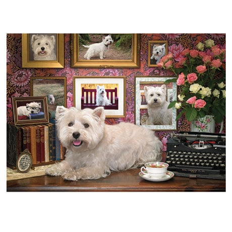 Westies Are My Type  Puzzle