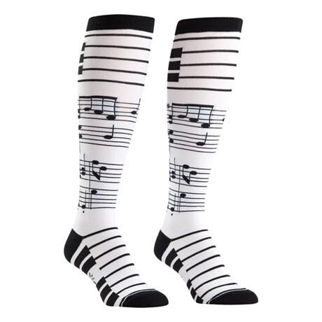 Foot Notes Socks (women's knee highs)