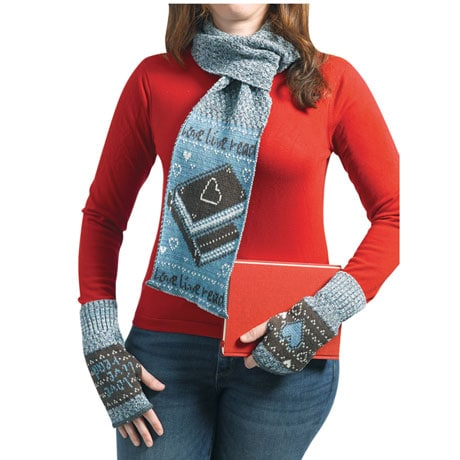 Love Live Read Scarf
