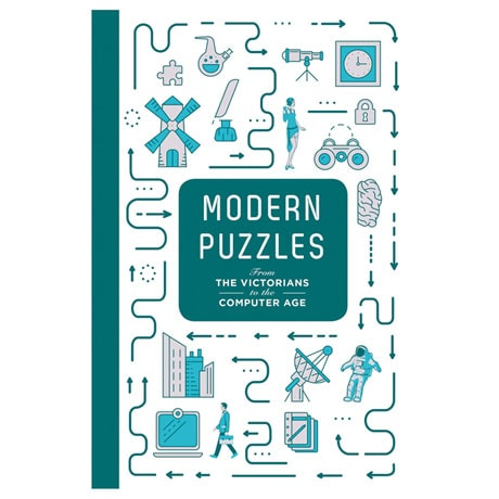Modern Puzzles from the Victorians to the Computer Age