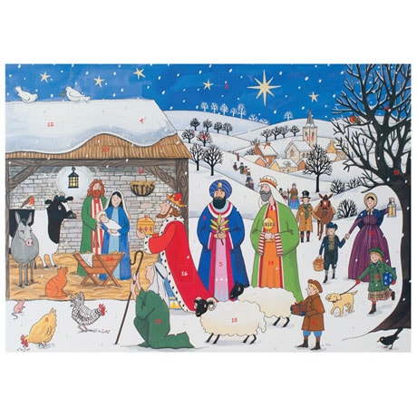 Nativity Storybook Advent Calendar