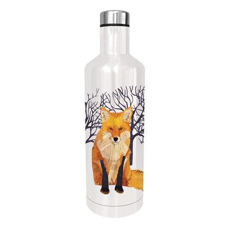 Winter Fox Water Bottle