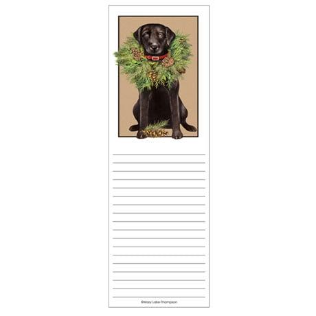 Wreath Dog Magnetic Pad (set of 2)