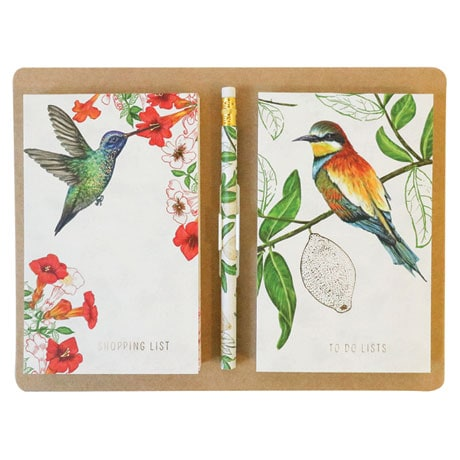 Eden Project To Do and Shopping List Pads
