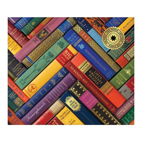 Vintage Library Puzzle