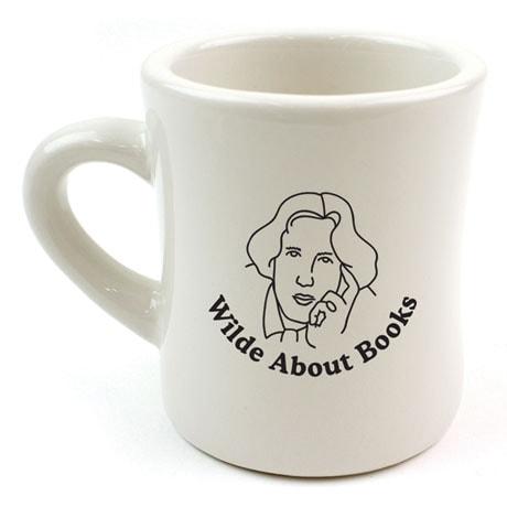 Wilde About Books Mug