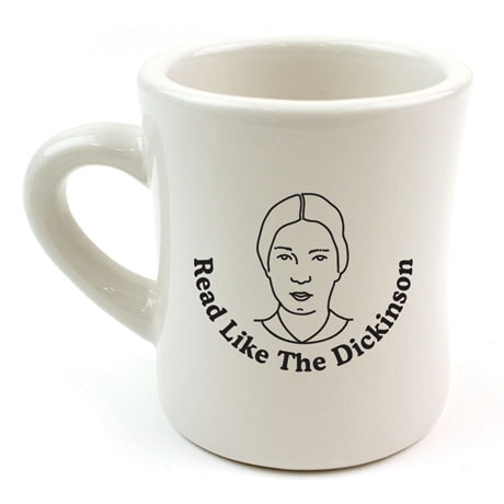 Read Like the Dickinson Mug