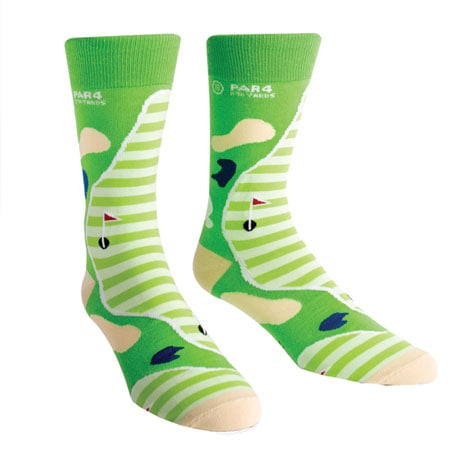 Par Four Socks