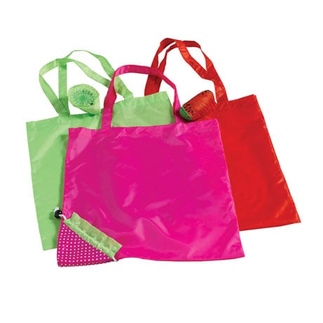 Fruit Packable Totes Set