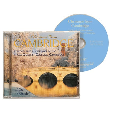 Christmas from Cambridge CD