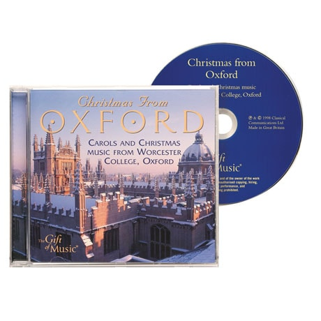 Christmas from Oxford CD