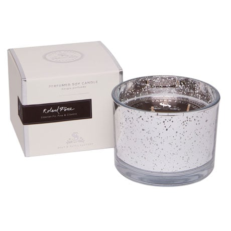 Roland Pine 2-Wick Candle