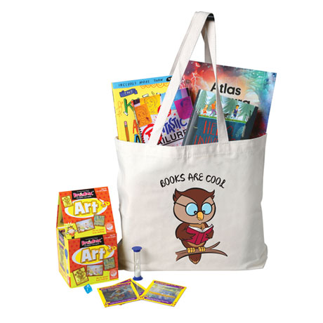 "Well-Read Kids Pack - ""Books are Cool"" for ages 9 to 12"